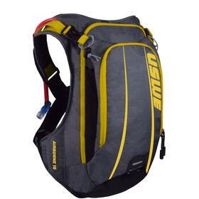 USWE Airborne 15 Rucksack grey/yellow